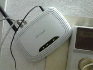 TP-Link WR740N Router
